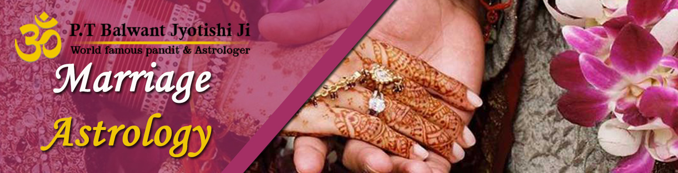 Marriage Astrology Service India +91-9950660034 Marriage Prediction
